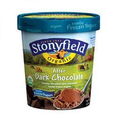 Stonyfield After Dark Chocolate Frozen Yogurt
