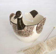 Canada Goose Yarn Bowl