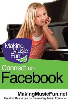 Connect with MakingMusicFun.net on Facebook - Free Sheet Music, Music Theory Worksheets, Lessons Plans and more!