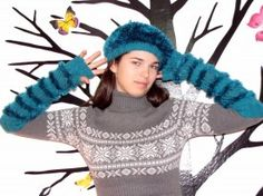 knitted accessories by Indigolia