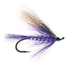 Purple Peril Steelhead fly