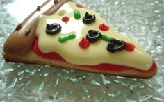 Pizza cookies!