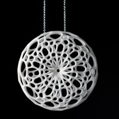 3D print pendant...