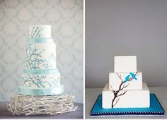 hand painted cakes!