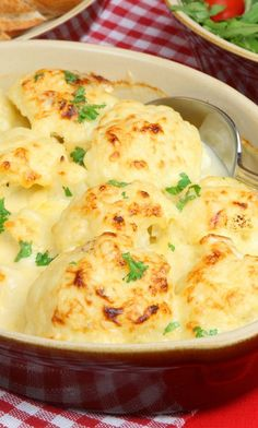 Oven-Roasted Caulifl