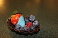 chocolate fruit basket #disneyside