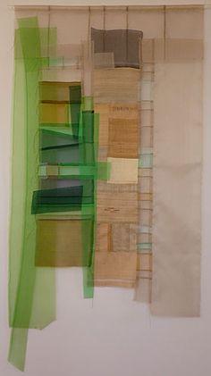 textile art by Molly Bullick