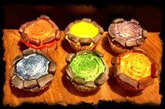 skylander portal cupcakes