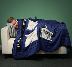 "Fleece Blanket - DR WHO Tardis Police Public Call Box Blue Fleece Blanket Bed Throw Size Medium 50"" x 60"" / Large 60"" x 80""Ideal Gift"