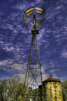 Great Plains Type Windmill
