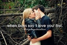first kiss, heart, thing boy, wood, boyfriend, guy, coupl, inspiring pictures, quot