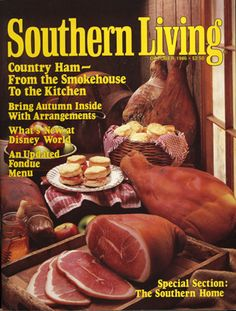 October 1986 | Country Ham - From the Smokehouse to the Kitchen