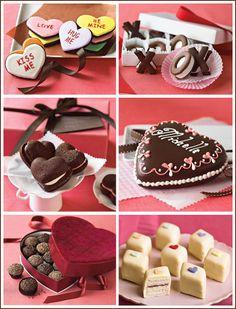 No Bake Valentine's Treats