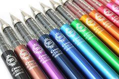 Pilot Hi-Tec-C Maica Gel Ink Pens - 0.4 mm http://www.jetpens.com/Pilot-Hi-Tec-C-Maica-Gel-Ink-Pens/ct/1731