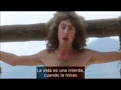 """""""Siempre mira el lado brillante de la vida"""" (La vida de Brian - Monty Python) #unaactitudpositiva"""