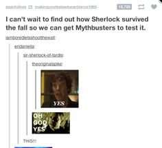 Oh yes please. My theory though is that Molly helped. Had a corpse that could pass for Sherlock, she could have doctored the DNA like The Woman did... That's why Sherlock asked for her help, but we are never told what he requested.