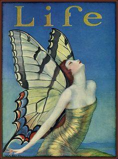 Benda illustration, 1923