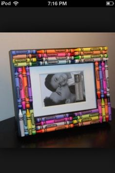 Cool idea for first day of school pics could also add little objects