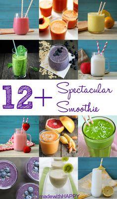 12 + Spectacular Smo