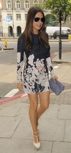 Fall 2013: Mila Kunis hair color
