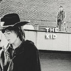 TWD // Carl Grimes, the Kid