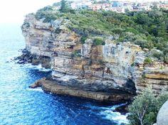 Watsons Bay #Sydney #Australia One view of the Gap - spectacular views, gentle, safe walk. http://www.tripadvisor.com.au/ShowForum-g255060-i122-Sydney_New_South_Wales.html