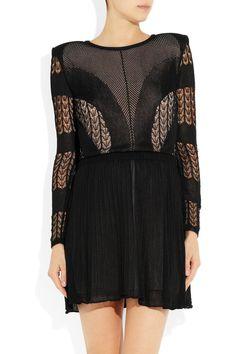 fashion weeks, london fashion, closet, lace dressnetaportercom, dagmarelisa lace, lace dresses