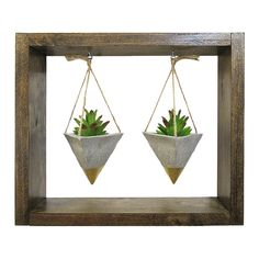 Wall Planter, Mini P
