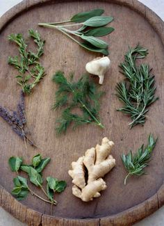 Foods to Enjoy While Rebooting – Part 3: Herbs, Spices and More! | JOINTHEREBOOT