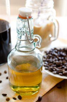 Simple Syrup for Iced Coffee (Liquid Sugar)