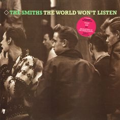The World Won't Listen 1987. Cover Star Anonymous from a photo by Jurgen Vollmer