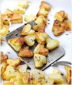 heart potato