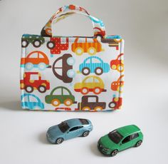 car tote, readi set, bermuda traffic, organ bermuda, etsi, sewing gift toy car, sewing boy toys, kid car, babi