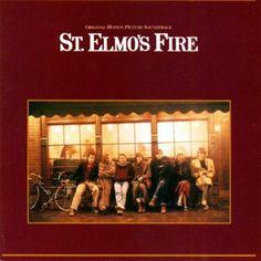 music, 80s movi, film, song, st elmo, elmo fire, rob lowe, favorit movi, brat pack