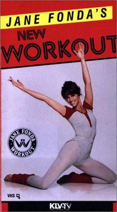 jane fonda, childhood memori, misc workout, mom, workout videos