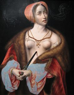 Lucretia, 15th - 16th century | Flickr