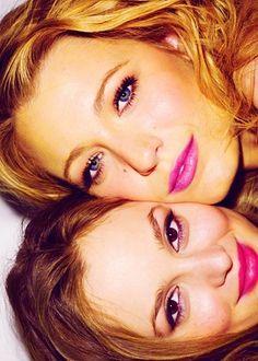 Blair and Serena | Gossip Girl