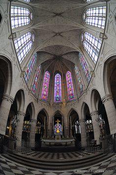 Saint Germain l'Auxerrois, Paris