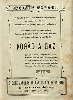 Anúncio de Fogão a gás