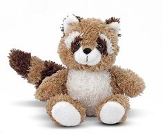 Rascal the Raccoon at theBIGzoo.com, a family-owned toy store.
