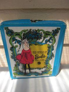 1970s Barbie case