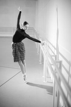 Marianela Nunez by Paul Smith