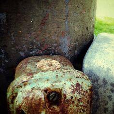 "@webstash's photo: ""#rusty #detail #rood #oslo"