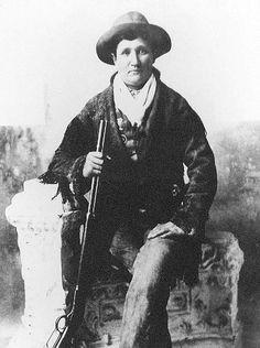 Calamity Jane by Deadwood, South Dakota.