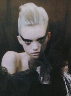 Gemma Ward by Paolo Roversi for Vogue Italia