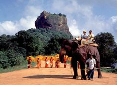 Sigiriya the Lion's rock - Visit Sri Lanka