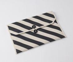 Handmade Japanese laptop and tablet sleeve