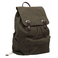 The Snap Backpack Military