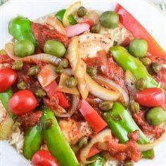 Easy Chicken Veracruz Allrecipes.com