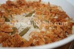 Deep South Dish: Classic Green Bean Casserole